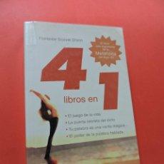 Libri di seconda mano: 4 LIBROS EN 1. SCOVEL SHINN, FLORENCE. EDICIONES OBELISCO 2007. Lote 257774880