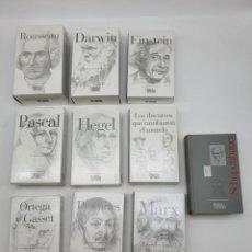 Libros de segunda mano: LOS LIBROS QUE CAMBIARON EL MUNDO ( VER FOTOS Y DESCRIPCIÓN ). Lote 257801245