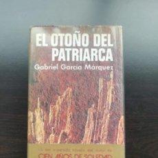 Libros de segunda mano: EL OTOÑO DEL PATRIARCA. Lote 257817405