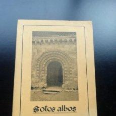 Libros de segunda mano: SOTOS ALBOS. Lote 257826425