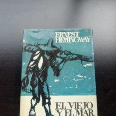 Libros de segunda mano: EL VIEJO Y EL MAR. Lote 257830700
