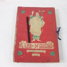 Libros de segunda mano: EL LIBRO DE SANTIAGO. J. FILGUEIRA VALVERDE. DIBUJOS DE J. SESTO. GALICIA 1948. Lote 257884600