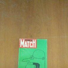 Libros de segunda mano: MATCH. Lote 257911505