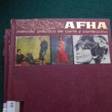 Libros de segunda mano: METODO DE CORTE Y CONFECCIÓN AFHA TOMOS I-II-IV-V 4 TOMOS FALTA EL III. Lote 258868790