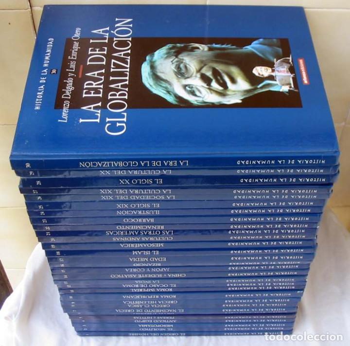HISTORIA DE LA HUMANIDAD - COMPLETA 30 TOMOS - ED. ARLANZA 2000 - VER DESCRIPCIÓN Y FOTOS (Libros de Segunda Mano - Historia - Otros)