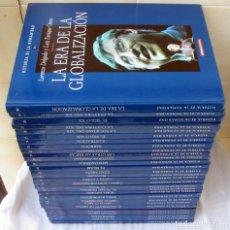 Libros de segunda mano: HISTORIA DE LA HUMANIDAD - COMPLETA 30 TOMOS - ED. ARLANZA 2000 - VER DESCRIPCIÓN Y FOTOS. Lote 259906465
