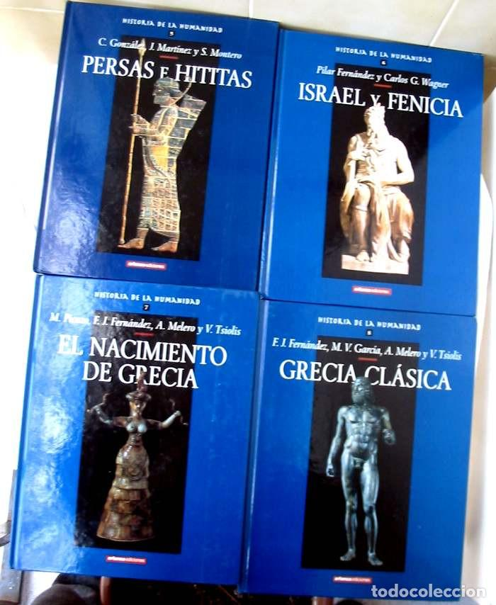 Libros de segunda mano: HISTORIA DE LA HUMANIDAD - COMPLETA 30 TOMOS - ED. ARLANZA 2000 - VER DESCRIPCIÓN Y FOTOS - Foto 4 - 259906465