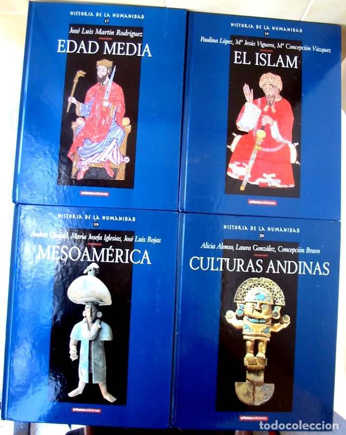 Libros de segunda mano: HISTORIA DE LA HUMANIDAD - COMPLETA 30 TOMOS - ED. ARLANZA 2000 - VER DESCRIPCIÓN Y FOTOS - Foto 7 - 259906465