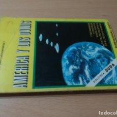 Livros em segunda mão: AMERICA Y LOS OVNIS / ANTONIO RIBERA / POSADA LUMEN / AG34. Lote 259910225