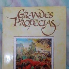Libros de segunda mano: GRANDES PROFECIAS. Lote 260073785