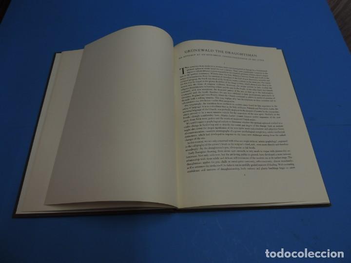 Libros de segunda mano: GRÜNEWALD DRAWINGS. COMPLETE EDITION.- Eberhard Ruhmer - Foto 5 - 260089470