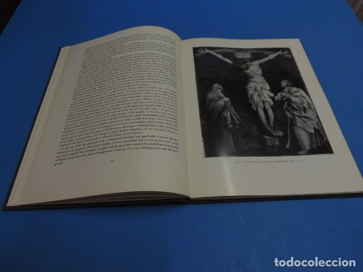 Libros de segunda mano: GRÜNEWALD DRAWINGS. COMPLETE EDITION.- Eberhard Ruhmer - Foto 6 - 260089470