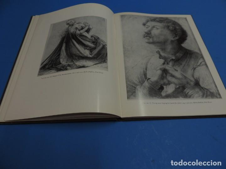 Libros de segunda mano: GRÜNEWALD DRAWINGS. COMPLETE EDITION.- Eberhard Ruhmer - Foto 9 - 260089470