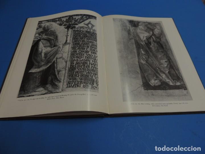 Libros de segunda mano: GRÜNEWALD DRAWINGS. COMPLETE EDITION.- Eberhard Ruhmer - Foto 10 - 260089470