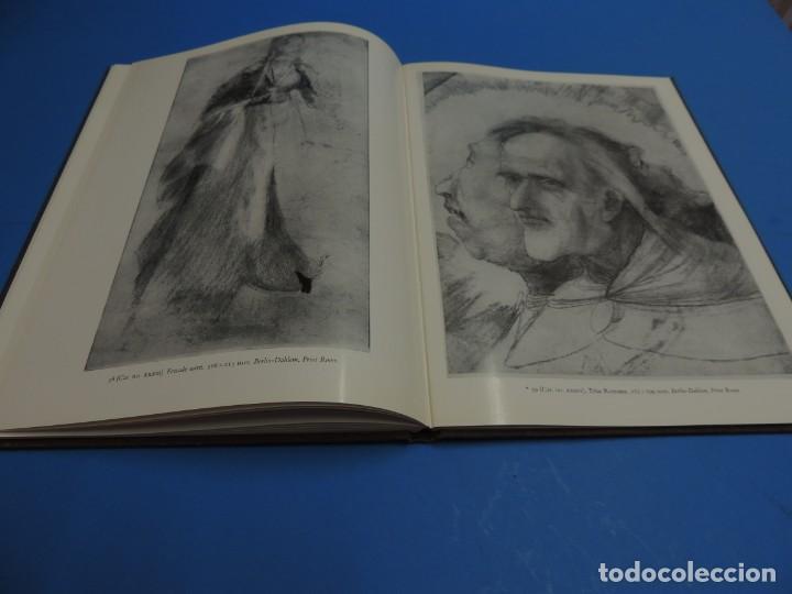 Libros de segunda mano: GRÜNEWALD DRAWINGS. COMPLETE EDITION.- Eberhard Ruhmer - Foto 15 - 260089470