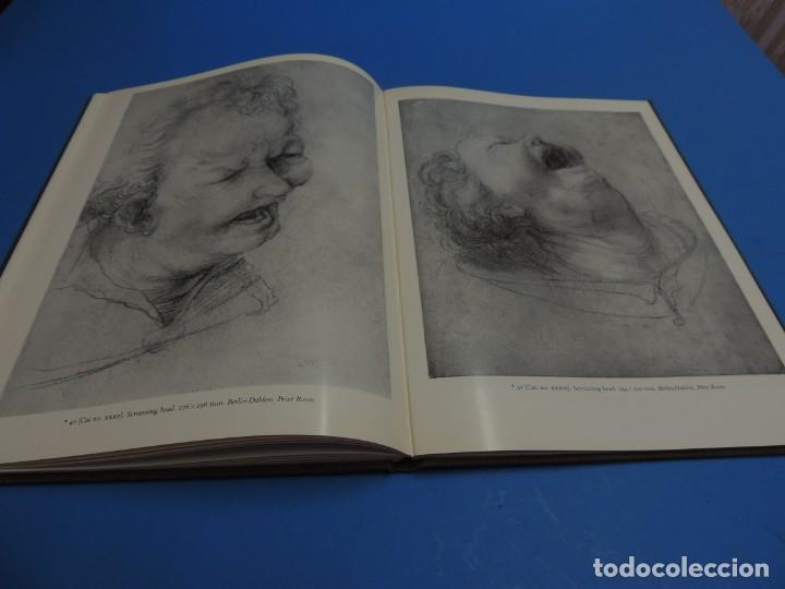 Libros de segunda mano: GRÜNEWALD DRAWINGS. COMPLETE EDITION.- Eberhard Ruhmer - Foto 16 - 260089470
