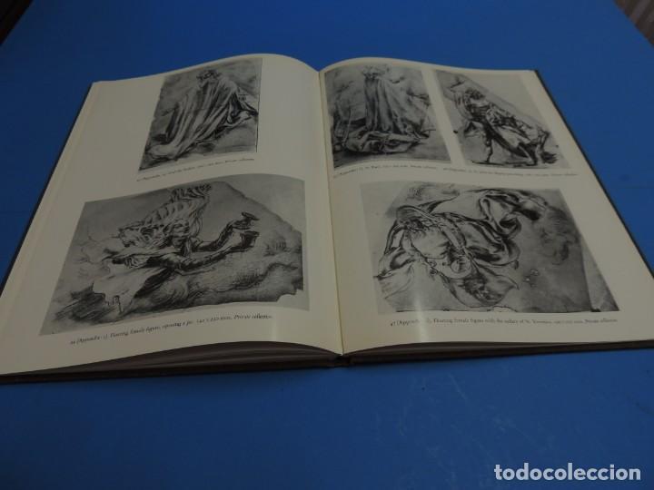 Libros de segunda mano: GRÜNEWALD DRAWINGS. COMPLETE EDITION.- Eberhard Ruhmer - Foto 17 - 260089470