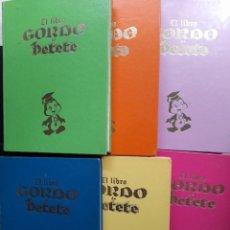 Libros de segunda mano: EL LIBRO GORDO DE PETETE COMPLETO. Lote 260400110