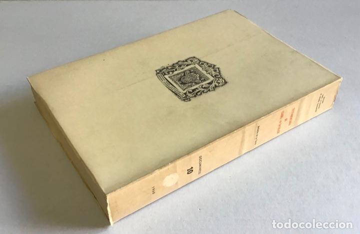Libros de segunda mano: TESTAMENTARIA DE ISABEL LA CATOLICA - LA TORRE Y DEL CERRO, Antonio de. - Foto 7 - 123205651