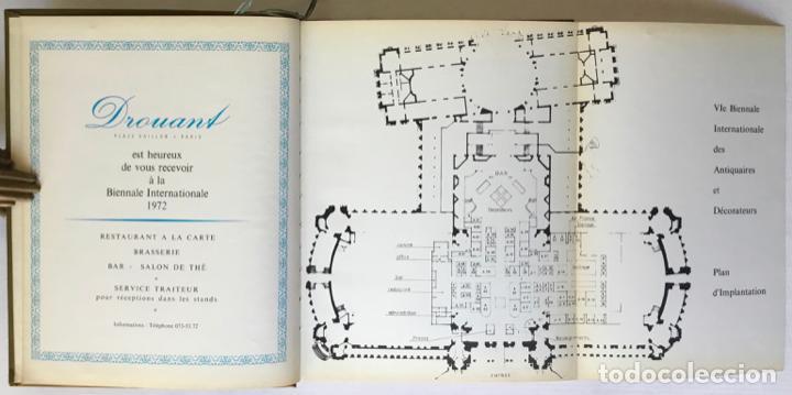 Libros de segunda mano: LES ANTIQUAIRES, LES DÉCORATEURS, LES JOAILLIERS, LES ORFÈVRES. Grand Palais. Paris 22 septembre... - Foto 3 - 260812680