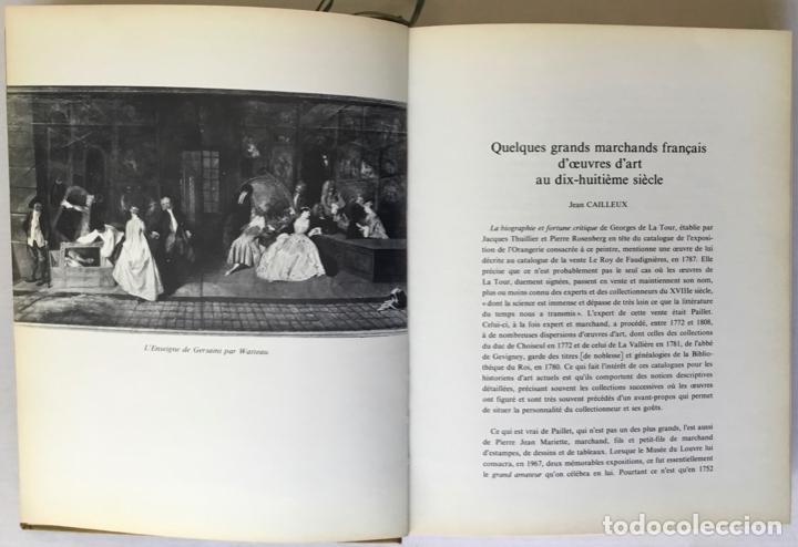 Libros de segunda mano: LES ANTIQUAIRES, LES DÉCORATEURS, LES JOAILLIERS, LES ORFÈVRES. Grand Palais. Paris 22 septembre... - Foto 4 - 260812680