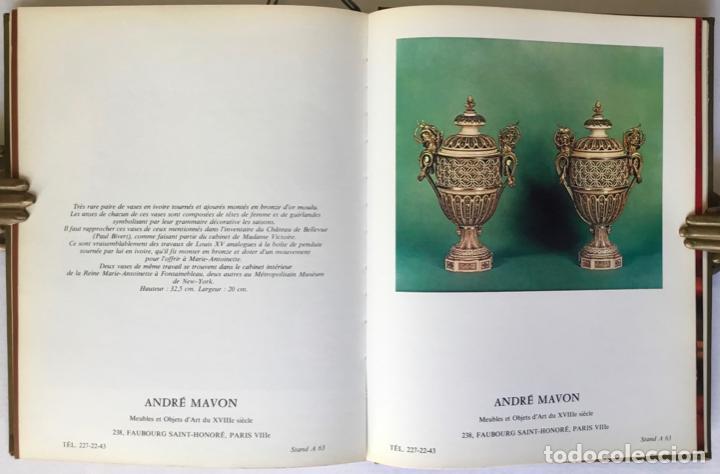 Libros de segunda mano: LES ANTIQUAIRES, LES DÉCORATEURS, LES JOAILLIERS, LES ORFÈVRES. Grand Palais. Paris 22 septembre... - Foto 5 - 260812680