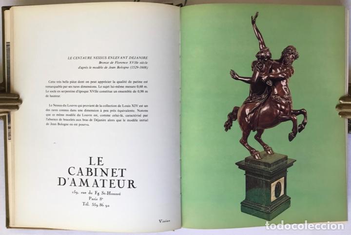 Libros de segunda mano: LES ANTIQUAIRES, LES DÉCORATEURS, LES JOAILLIERS, LES ORFÈVRES. Grand Palais. Paris 22 septembre... - Foto 6 - 260812680