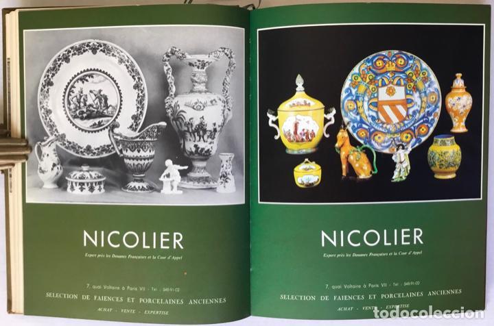 Libros de segunda mano: LES ANTIQUAIRES, LES DÉCORATEURS, LES JOAILLIERS, LES ORFÈVRES. Grand Palais. Paris 22 septembre... - Foto 8 - 260812680