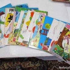 Libros de segunda mano: PINTORES TORAY (22 TOMOS EN DOS TAMAÑOS DIFERENTES) W6909. Lote 260822540