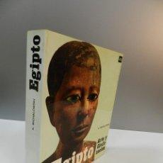 Libros de segunda mano: EGIPTO,ARTE Y CIVILIZACIÓN, K.MICHALOWSKI, EDITORIAL GUSTAVO GILI,1977.. Lote 261110790