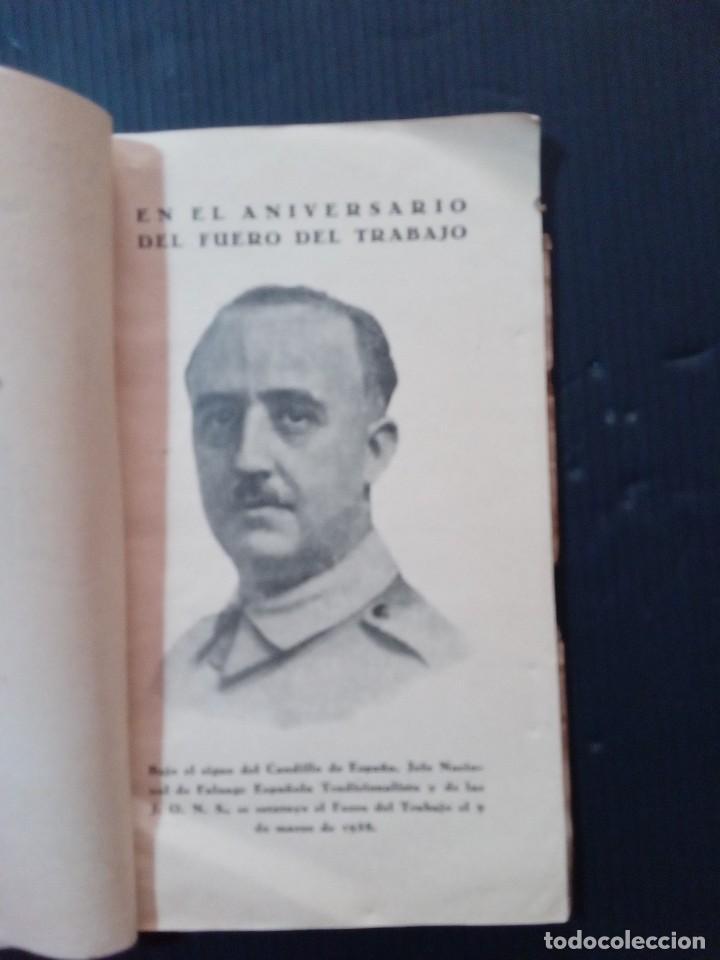 Libros de segunda mano: La Revolución en Marcha.1938. - Foto 3 - 261153290