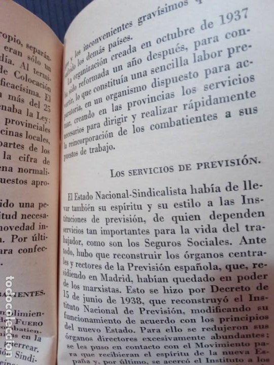 Libros de segunda mano: La Revolución en Marcha.1938. - Foto 5 - 261153290