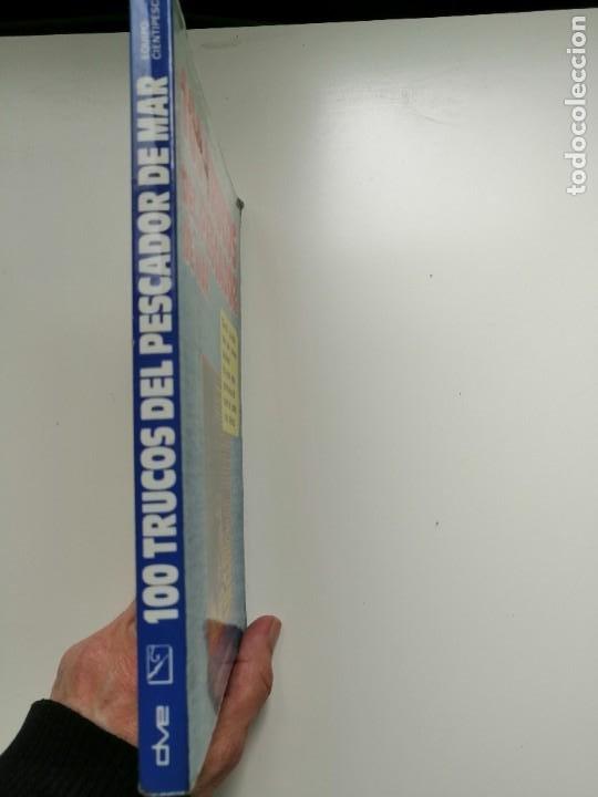 Libros de segunda mano: 100 TRUCOS DEL PESCADOR DE MAR - EQUIPO DE EXPERTOS CIENTIPESCA. EDITORIAL VECCHI 1992 - Foto 2 - 261153335