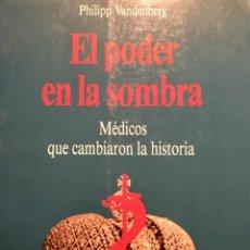 Libros de segunda mano: EL PODER EN LA SOMBRA, PHILIPP VANDENBERG. Lote 261245085