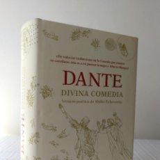 Libros de segunda mano: DIVINA COMEDIA. DANTE. VERSIÓN DE ABILIO ECHEVARRÍA. ALIANZA EDITORIAL. Lote 261276925
