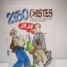 Libros de segunda mano: 2150 CHISTES, SUSAETA. Lote 261301970