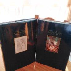 Libros de segunda mano: GUIA DEL MUSEO DE LA REAL ACADEMIA DE SAN FERNANDO - 2 TOMOS - JOSÉ Mª DE AZCARATE RISTORI. Lote 261348305