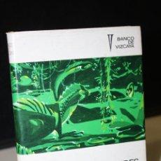 Libros de segunda mano: LOS GRANDES ANIMALES DESAPARECIDOS.- CHUECA APELLANIZ, ENRIQUE ; LÓPEZ DE CHUECA, AURORA.. Lote 261353415