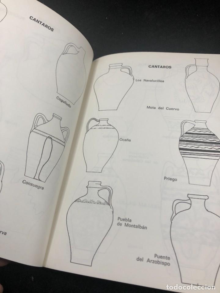 Libros de segunda mano: La cerámica popular en Castilla la Nueva . Natacha Seseña. Editora Nacional 1975. Ilustrado - Foto 6 - 261353545