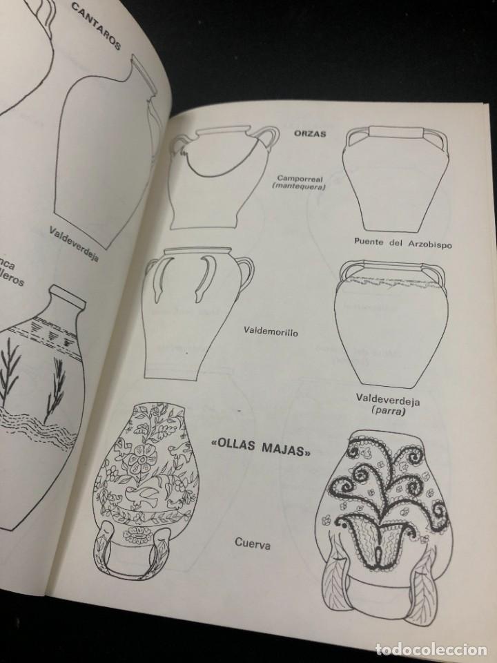 Libros de segunda mano: La cerámica popular en Castilla la Nueva . Natacha Seseña. Editora Nacional 1975. Ilustrado - Foto 7 - 261353545