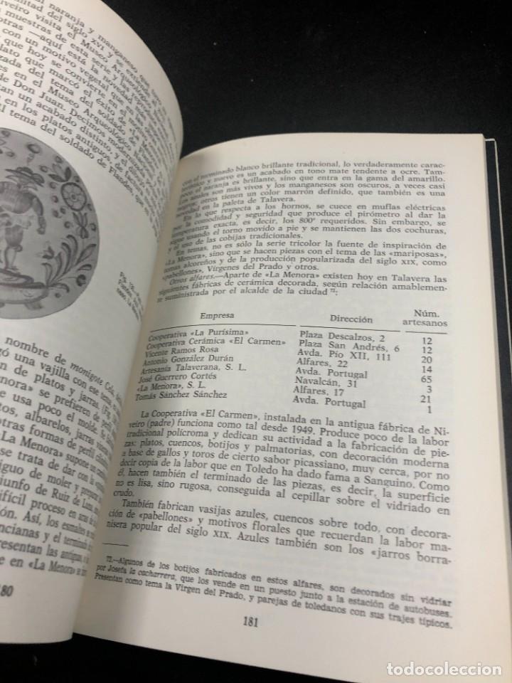 Libros de segunda mano: La cerámica popular en Castilla la Nueva . Natacha Seseña. Editora Nacional 1975. Ilustrado - Foto 8 - 261353545