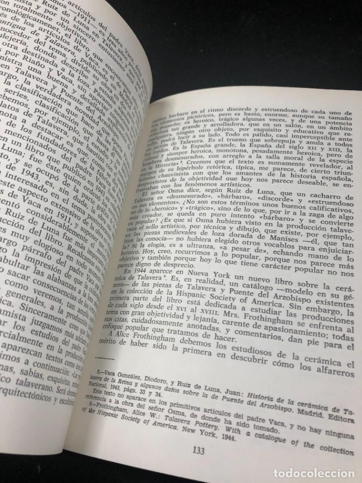 Libros de segunda mano: La cerámica popular en Castilla la Nueva . Natacha Seseña. Editora Nacional 1975. Ilustrado - Foto 10 - 261353545