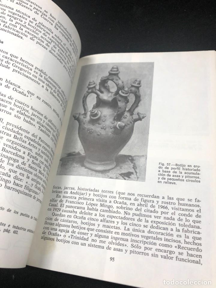 Libros de segunda mano: La cerámica popular en Castilla la Nueva . Natacha Seseña. Editora Nacional 1975. Ilustrado - Foto 12 - 261353545