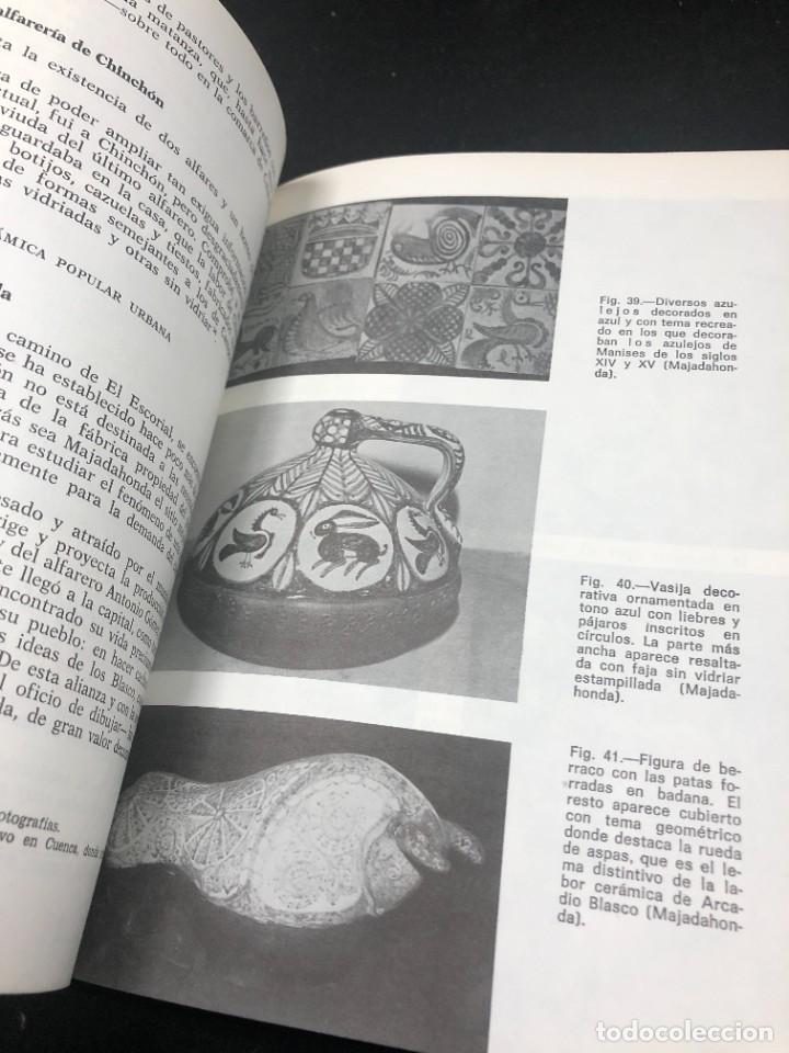 Libros de segunda mano: La cerámica popular en Castilla la Nueva . Natacha Seseña. Editora Nacional 1975. Ilustrado - Foto 13 - 261353545