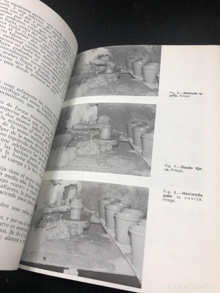 Libros de segunda mano: La cerámica popular en Castilla la Nueva . Natacha Seseña. Editora Nacional 1975. Ilustrado - Foto 15 - 261353545