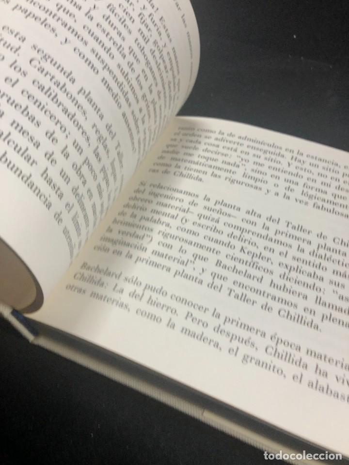 Libros de segunda mano: LOS ESPACIOS DE CHILLIDA. EDICIONES POLIGRAFA PRIMERA EDICION 1974 - Foto 15 - 261520455