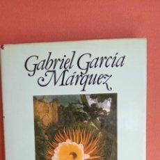 Livres d'occasion: CRÓNICA DE UNA MUERTE ANUNCIADA. GABRIEL GARCÍA MÁEQUEZ. EDICIONES MONDADORI.. Lote 261551600