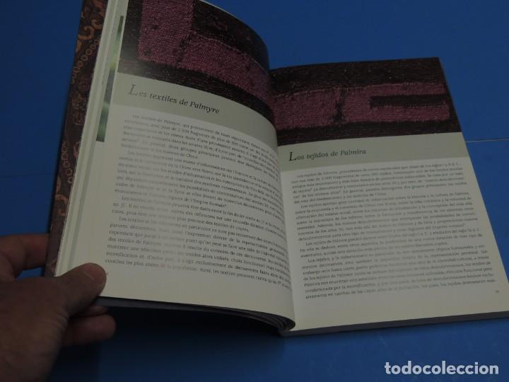 Libros de segunda mano: TEINTURES PRÉCIEUSES DE LA MÉDITERRANÉE. TINTES PRECIOSOS DEL MEDITERRÁNEO - Foto 9 - 261561195