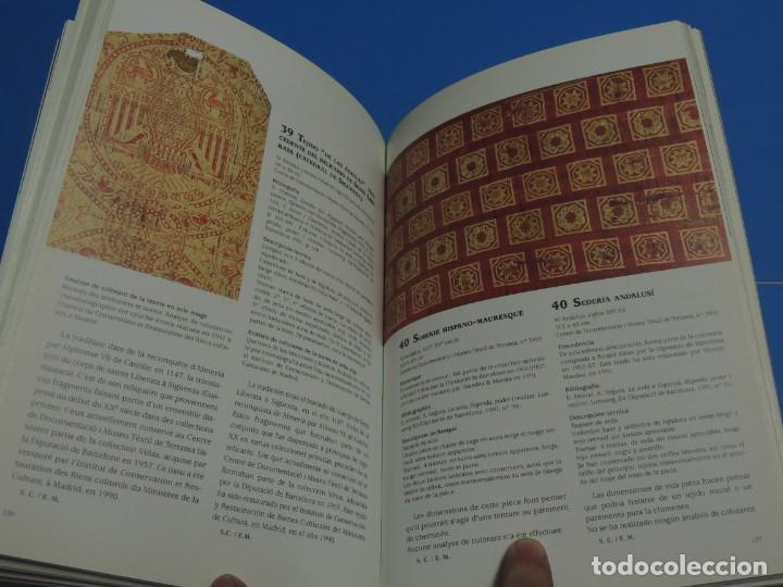 Libros de segunda mano: TEINTURES PRÉCIEUSES DE LA MÉDITERRANÉE. TINTES PRECIOSOS DEL MEDITERRÁNEO - Foto 15 - 261561195