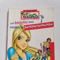 Libros de segunda mano: LOS LIBROS SECRETOS DE LAS WITCH 100 BRUJERIAS PARA MOSTRAR TU TEMPERAMENTO. Lote 261582665